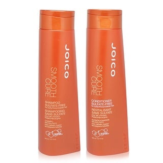 Joico Smooth Cure Shampoo and Conditioner 10.1 ounce Combo Pack