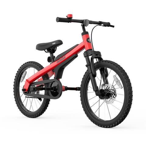 Ninebot Kids Bike by Segway 18 Inch, Red, Premium Grade