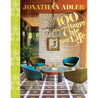 Sterling Publishing-100 Ways To Happy Chic Your Life