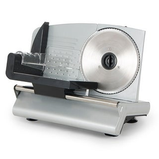 "Della Electric Meat Slicer Food, 150-Watt, 7.5""-inch Blade"