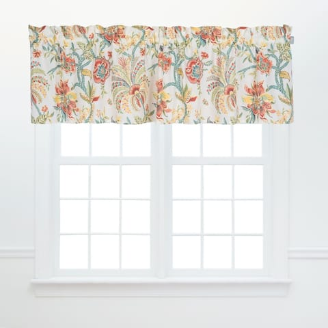 Braganza Valance Set of 2 - 15.5 x 72