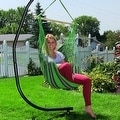 Sunnydaze Hanging Hammock Swing - Multiple Colors - Thumbnail 49