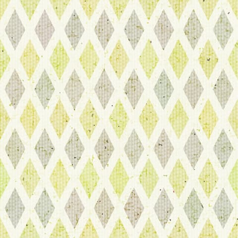 Fusion Rhombus Removable Wallpaper - 10'ft H x 24''inch W