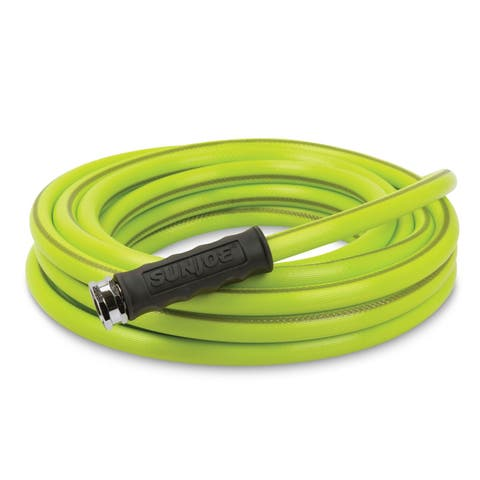 "Sun Joe AJH12-25 25-Foot 1/2"" Heavy-Duty Garden Hose"