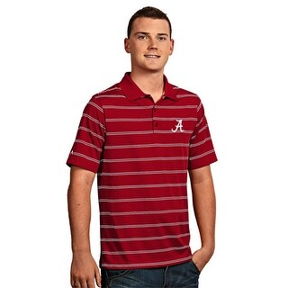 University of Alabama Men's Deluxe Polo Shirt