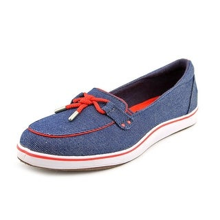 Grasshoppers Highview Women N/S Moc Toe Canvas Loafer