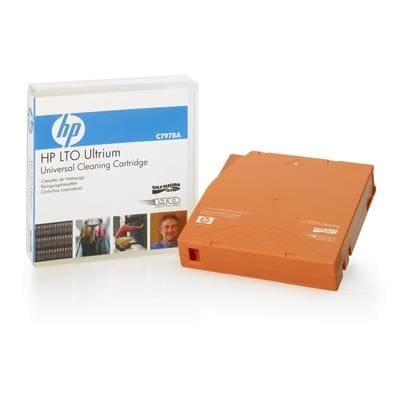 Hpe Storage Bto C7978a Ultrium Lto Cleaning Cartridge