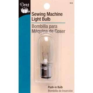 Sewing Machine Light Bulb-Push-In Base