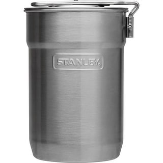 Stanley Adventure 24 oz. Camp Cook Set with Insulated Cups - Stainless Steel - 24 oz.