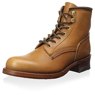 Frye Mens Engineer Artisina Leather Goodyear Welted Ankle Boots - 9 medium (d)