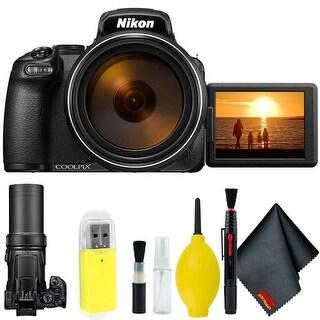Nikon COOLPIX P1000 Digital Camera Bundle Intl Model