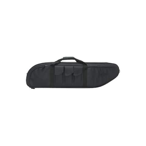 "Tactical Rifle Case Battalion Shoulder Strap 42"" Black"