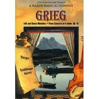 Grieg-Folk & Dance Melodies [DVD]