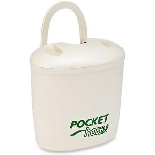 Telebrands 9114-6 Pocket Hose Holder, 100', Grey