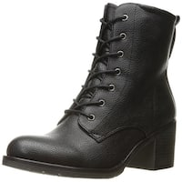 Bare Traps Womens Deezie Round Toe Ankle Fashion Boots