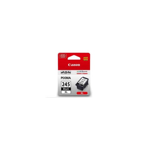 Canon 8278B001 PG-245 XL Ink Cartridge (Single Pack) - Black - Multicolor