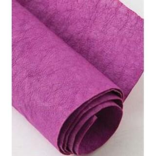 """Radiant Orchid - Kraft-Tex Kraft Paper Fabric 18.5""""X28.5"""""""