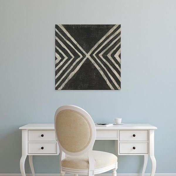 Easy Art Prints Chariklia Zarris's 'Stone I' Premium Canvas Art