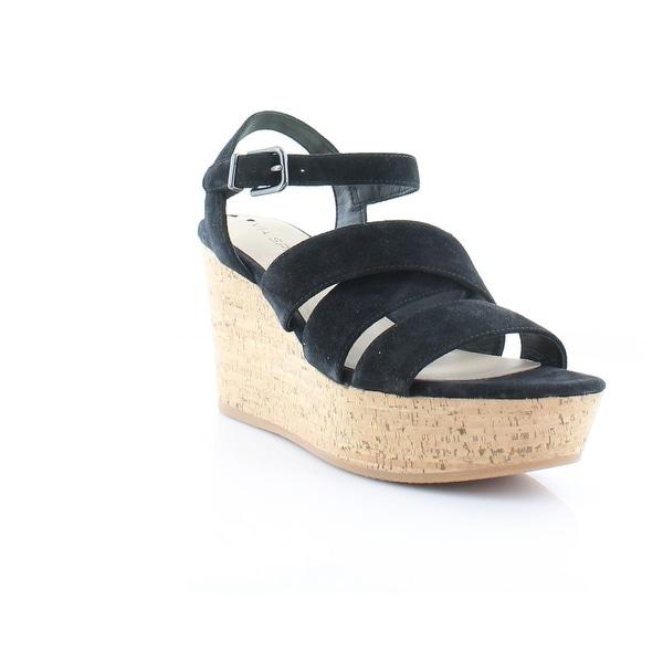 Via Spiga Kendall Women's Sandals & Flip Flops Black