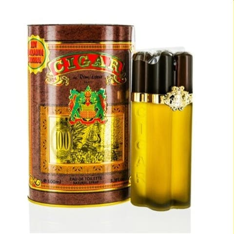 Remy Latour Cigar De Remy Latour Edt Eau De Toilette Spray For Men 3.3 OZ 9531