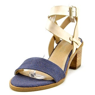 Splendid Kayman Open Toe Canvas Platform Sandal