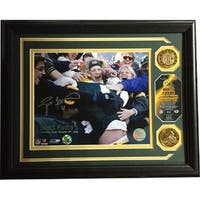 CTBL-021784 8 x 10 in. Brett Favre Signed Bay Packers Photo with