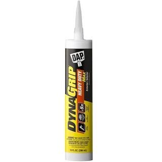 DAP 27511 DynaGrip Heavy Duty Max Construction Adhesive, 10 Oz
