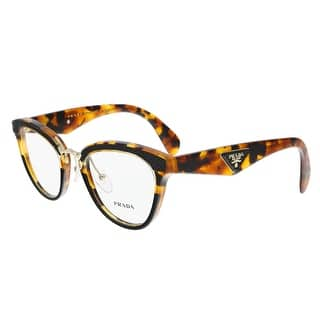 Prada PR 26SV VHA1O1 Medium Havana Cateye Optical Frames - medium havana - 51-21-140|https://ak1.ostkcdn.com/images/products/is/images/direct/b17722bc613499ec012fc51a5c66f3423d031538/Prada-PR-26SV-VHA1O1-Medium-Havana-Cateye-Optical-Frames.jpg?impolicy=medium