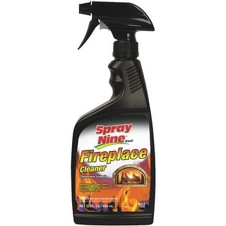 ITW Global Brands 22Oz Fireplace Cleaner 15022 Unit: EACH