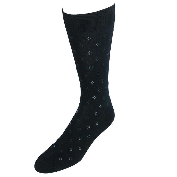 Umo Lorenzo Men's Pattern Dress Socks