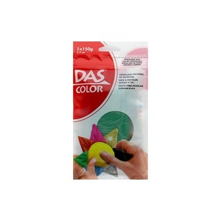 Prang DAS Air-Hardening Clay 5.3oz Green