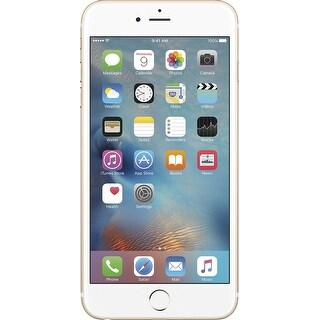 Apple iPhone 6s Plus 16GB Unlocked GSM 4G LTE 12MP Cell Phone (Refurbished)