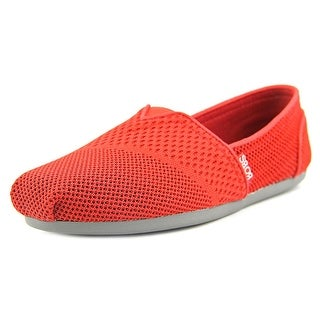 Bobs by Skechers Summer Spark  Women  Round Toe Canvas  Flats
