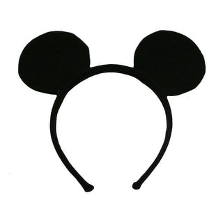 Mickey Mouse Deluxe Fabric Ears