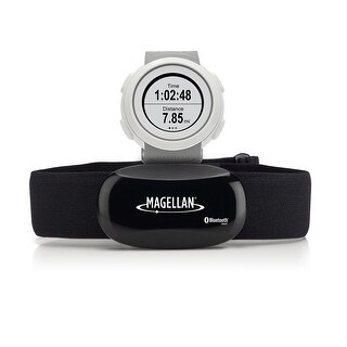 Magellan Echo Fit Sports Watch with Heart Rate Monitor Gray - TW0203SGHNA