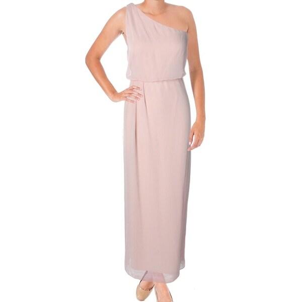 260b6ca81a Shop Adrianna Papell NEW Pink Blush Women's Size 16 Blouson Maxi ...