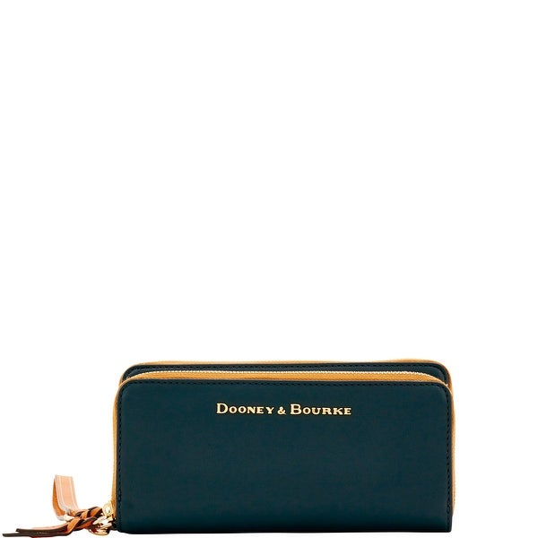Dooney & Bourke City Double Zip Wallet (Introduced by Dooney & Bourke at $188 in Jul 2017)