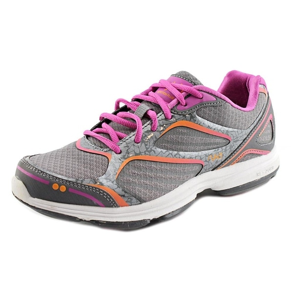 Ryka Devotion PLS Round Toe Synthetic Walking Shoe