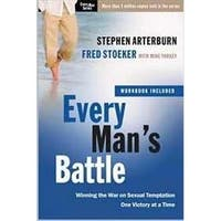 Waterbrook Press 997977 Every Mans Battle With Sg Updated