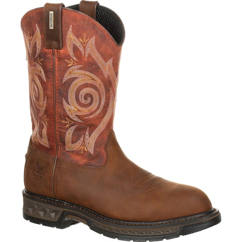 7bf48f3fc14 Georgia Boot Men's Shoes | Find Great Shoes Deals Shopping at Overstock