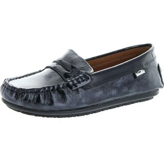 Venettini Girls Savor Fashion Dress Casual Loafers Slip On Moccasins