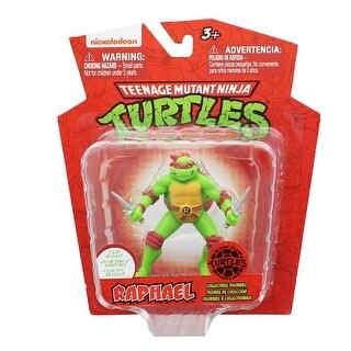 """Teenage Mutant Ninja Turtles 3"""" Figurine w/ Clip: Raphael - multi"""