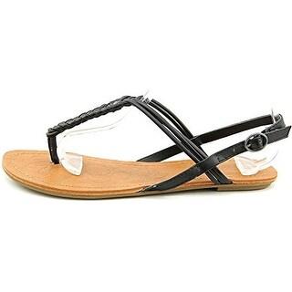 Roxy Bhutan Open Toe Synthetic Thong Sandal