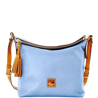 Dooney & Bourke Newbury Leather Dixon Crossbody (Introduced by Dooney & Bourke at $268 in Sep 2015) - Blue
