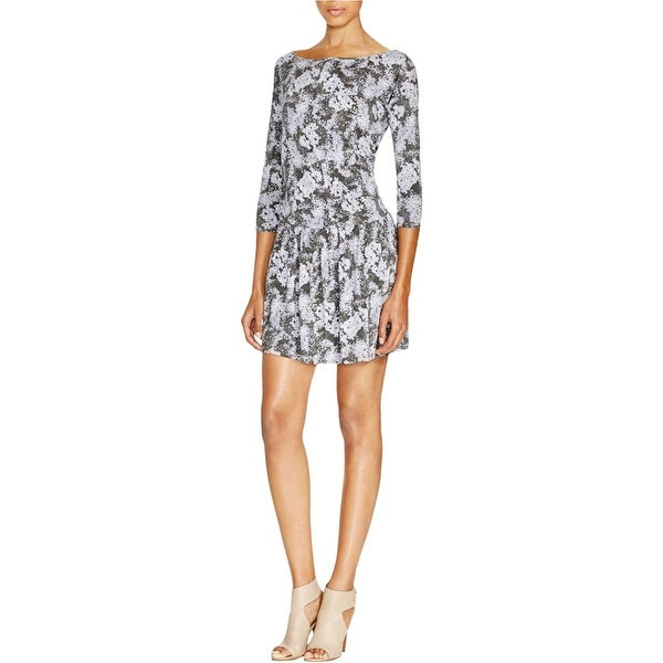 Soft Joie Womens Liat Casual Dress Jersey Printed