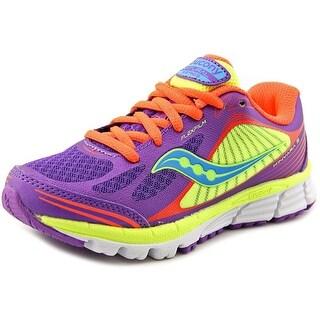 Saucony Kinvara 5 Round Toe Synthetic Running Shoe