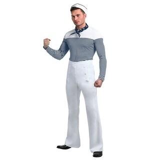 Vintage Sailor Men's Costume