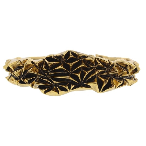 House Of Harlow 1960 Womens Cuff Bracelet Rocky Mountain Engraved