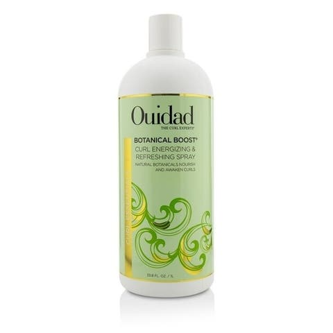 Botanical Boost Curl Energizing & Refreshing Spray (Curl Essentials) - 1000Ml/33 8Oz