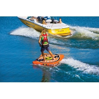 WOW Sports Wow Toast Towable Water Tube and Lounge Chair (18-1200)